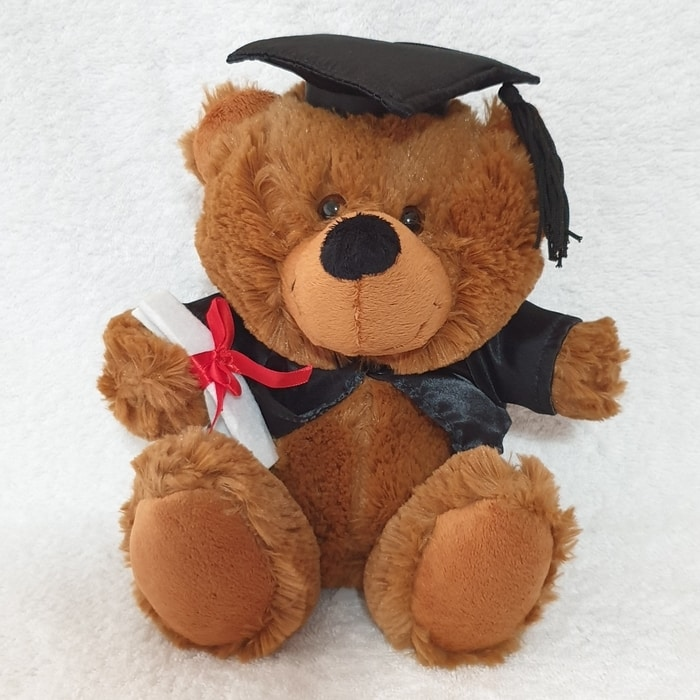 Graduation Bear 23cm Small Cap 'Bear Jelly' - Sold Out