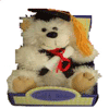 Graduation Bear 16cm \'Boxed\' - Bulk Discounts