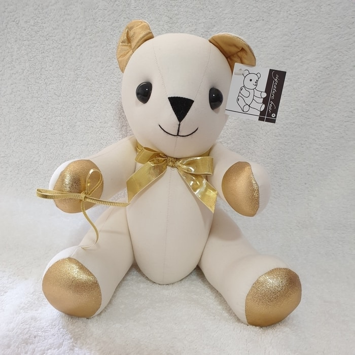 Signature Bear 35cm 'Gold'