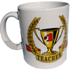Teacher - Coffee Mug First Place Trophy
