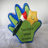 Teachers Money Bank - Teachers Shape Dreams